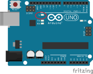 Arduino-uno-builtin-LED-make2explore